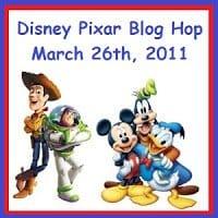 DisneyPixarBlogHop 1