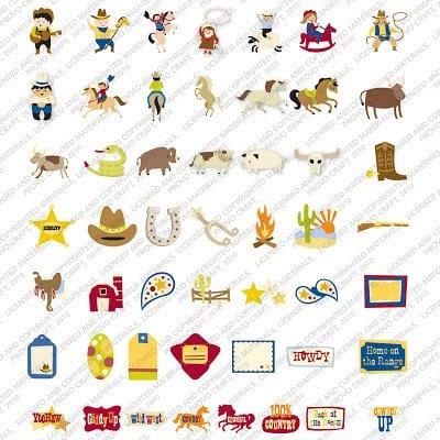 2000937 Yee Haw web art