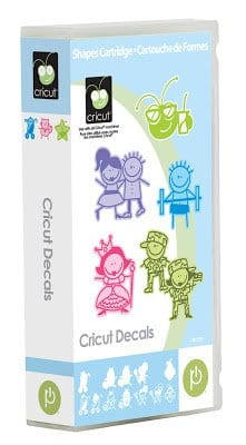2000939 Cricut Decals binder