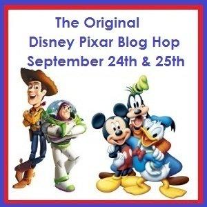 DisneyPixarBlogHop September2011 2