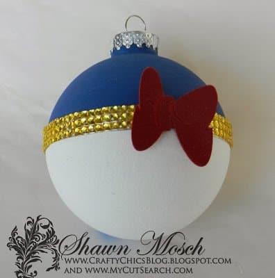 Donald Duck ornament