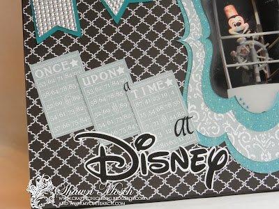 MickeyMouseScrapbookLayoutTeresaCollins