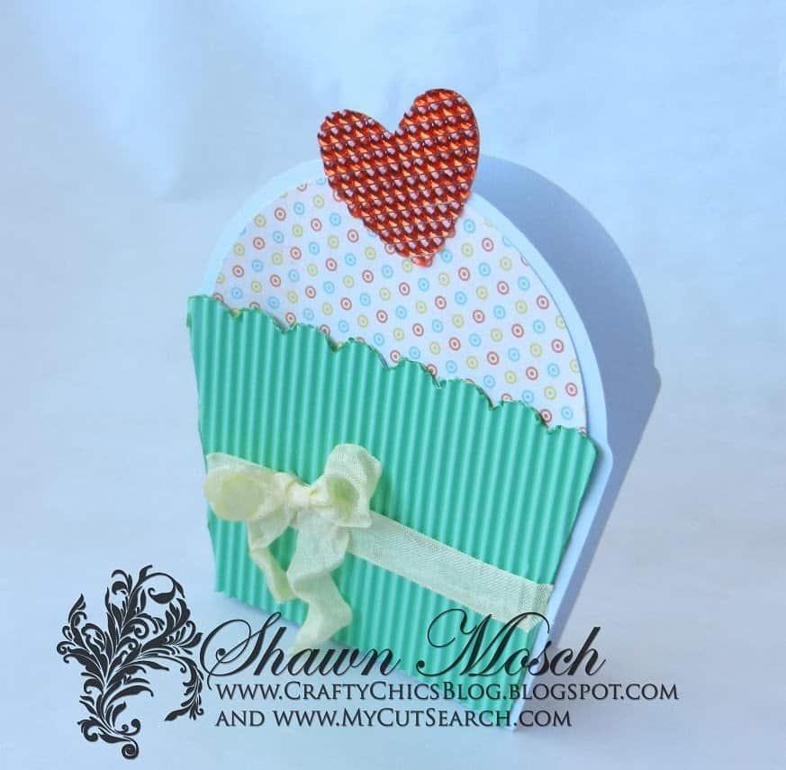 CupcakeCard sparkle