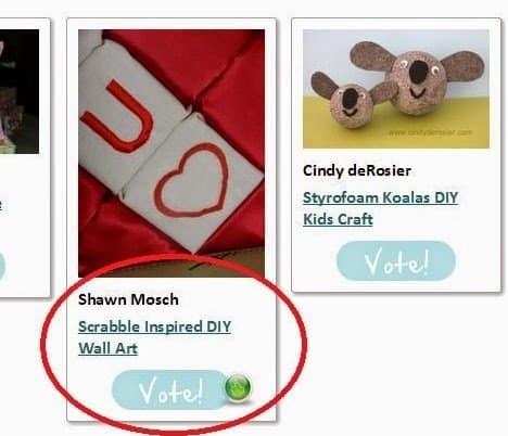 BestBloggerContest VoteForShawnMosch