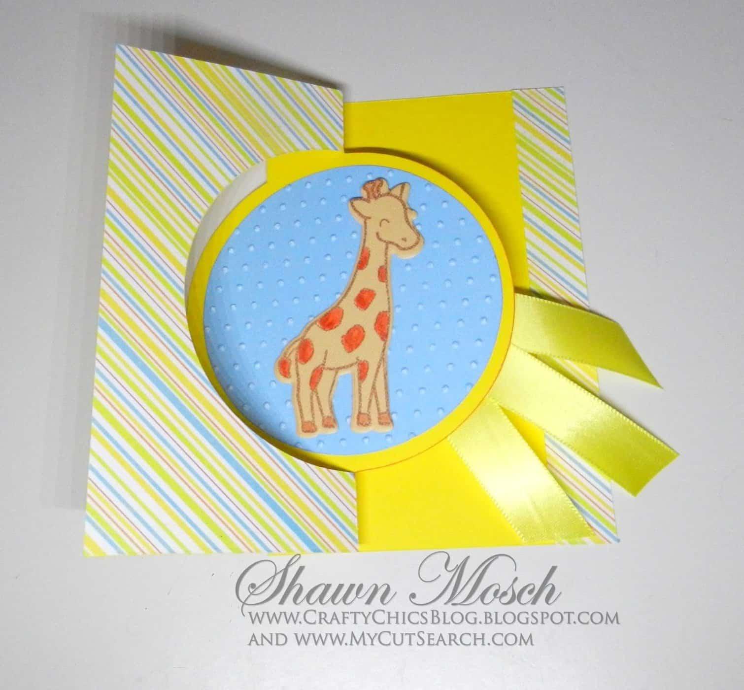 swing card lawn fawn
