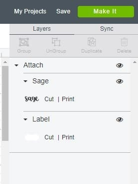 print then cut tips and tricks Cricut Design Space