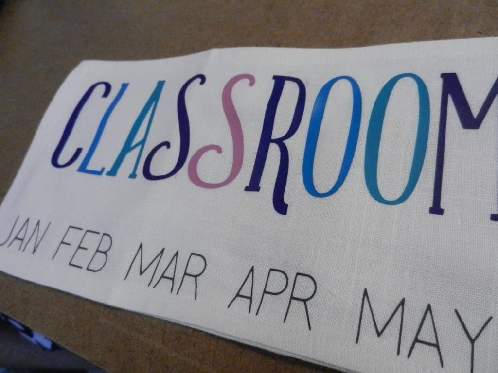 Disney classroom birthday board